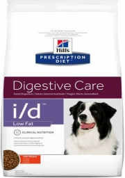 Hill's pd canine I/D low fat 12kg