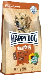 Happy Dog Natur Croq Rind & Rice  száraz kutyaeledel
