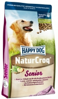 Happy Dog Natur Croq Senior kutyaeledel