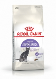 Royal Canin Sterilised 37 száraz táp