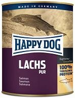 Happy Dog konzerv LACHS PUR