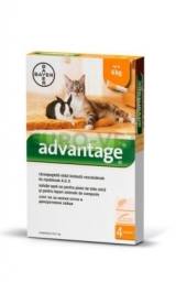 BAYER ADVANTAGE up to 4 kg